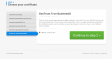 SSL Certificates orderpage